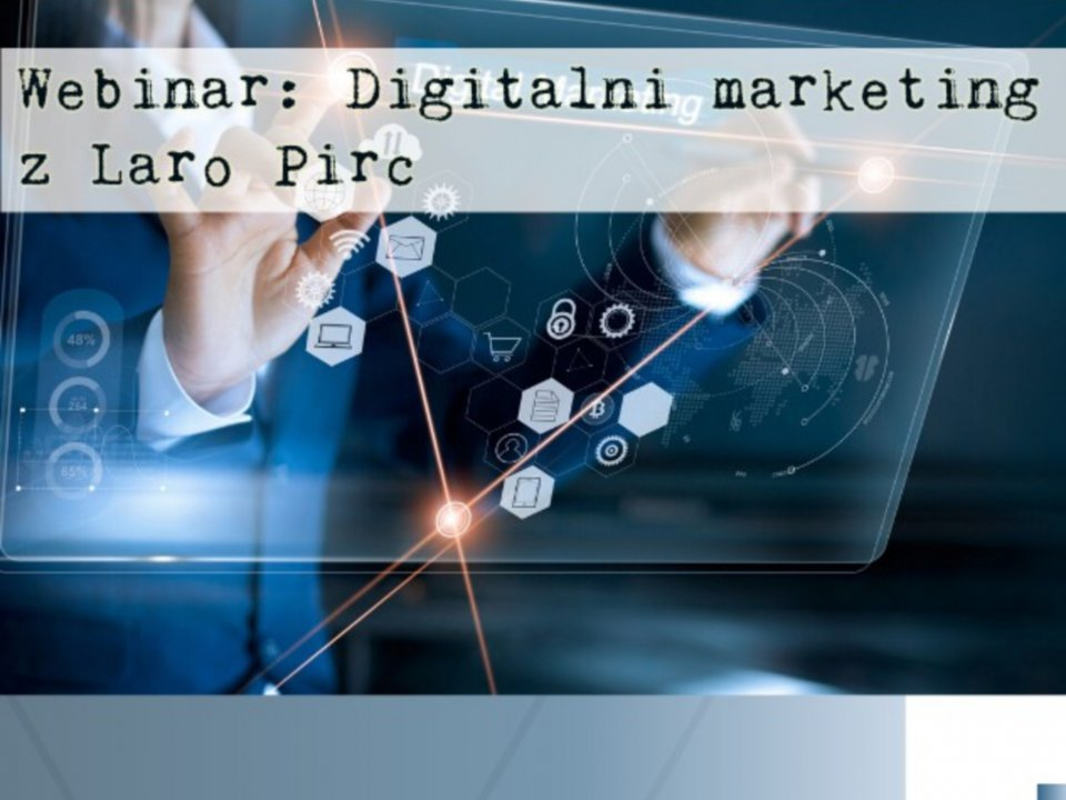 Webinar: Digitalni marketing
